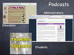 podcasting slide