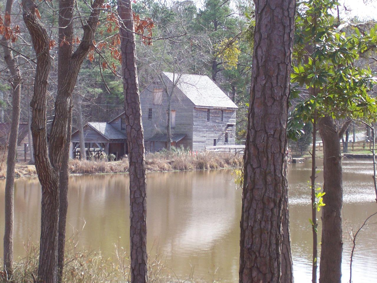 Yates Mill, Wake County Park, Raleigh NC