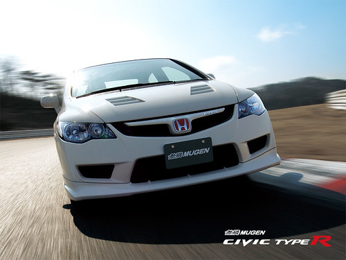 Фото Honda Civic Type R Mugen