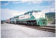CHEGANDO NO PARATINGA 9010 e 9215 (ptalmeida) Tags: all mrs dash9 c307 locomotivas ferrovias c449w ferronorte paratinga brasilferrovias c30s7r