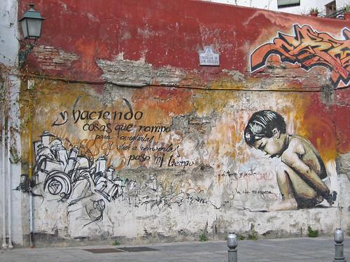 El niño de las pinturas ~CC by: http://www.elninodelaspinturas.com/
