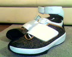Custom Black Gold & White Air Jordan XX's I cooked up (Skylar Woodman) Tags: xx jordan jordans nikeairjordan airjordanxx jordanxx customairjordan customairjordans