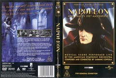 Napoleon DVD Cover (spykerdarracq) Tags: dvd napoleon brownlow gance