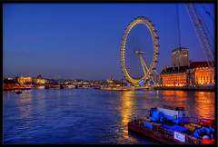 London Eye (otrocalpe) Tags: london eye hdr