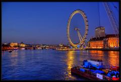 London Eye (otrocalpe) Tags: london eye hdr