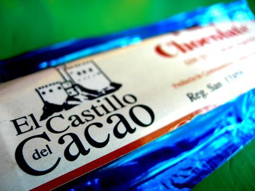 Wrapper - El Castillo Del Cacao