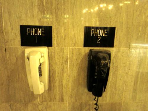 Phone 1 & 2