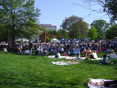 Earth Day Festival in Nashville, TN