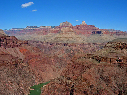 The North Rim to the Inner Gorge