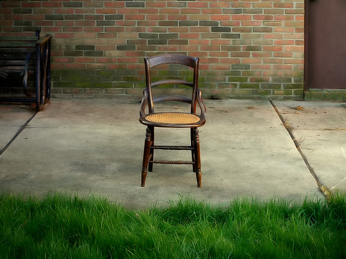 I Dream of Empty Chairs