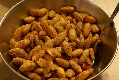 Tex Mex Almonds