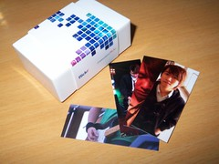 moo mini card!!