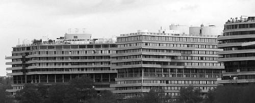 Watergate Complex from TR Bridge