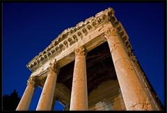 Origini Romane (otrocalpe) Tags: temple hr croazia pola pula istria otrocalpe