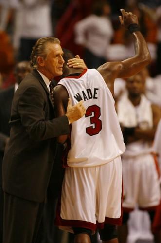 Wade sad