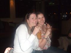 Philippa and Kathy