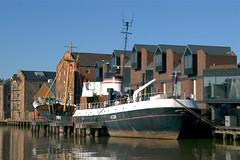 Arctic Corsair (ArcticCorsair - Pentax Shooter) Tags: river hull fishingboat trawler arcticcorsair