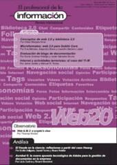 Numero del epi dedicado a la biblioteca 2.0
