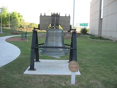Replica of Liberty BEll OKC