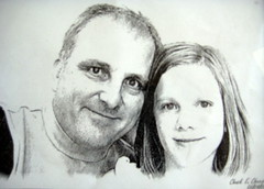 Portait of Dean and Martha