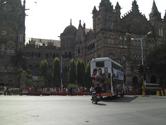The Chatrapati Shivaji Terminus