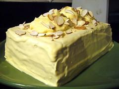 Jasmine-Almond Cake