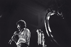 Anthony Braxton on Eb sopranino saxophone (Tom Marcello) Tags: photography jazz saxophone jazzmusic jazzmusicians sopranosaxophone freejazz anthonybraxton jazzplayers jazzphotos jazzphotography jazzphotographs tommarcello
