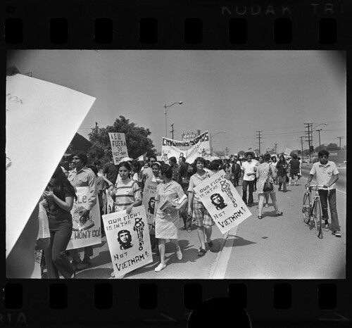 Chicano Moratorium against the Vietnam War