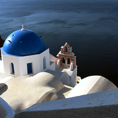 extraordinary symbols (Frizztext) Tags: blue church volcano santorini greece galleries cruiseship 500x500 frizztext seadiamond top20blue  top20greece