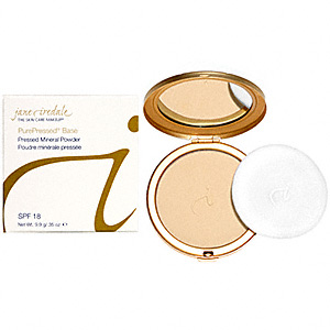 jane iredale mineral makeup pure pressed base