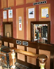 Severn Valley Railway (Cordial06) Tags: uk england station tickets railway steam worcestershire severnvalley steamtrains severnvalleyrailway ticketoffice bewdley