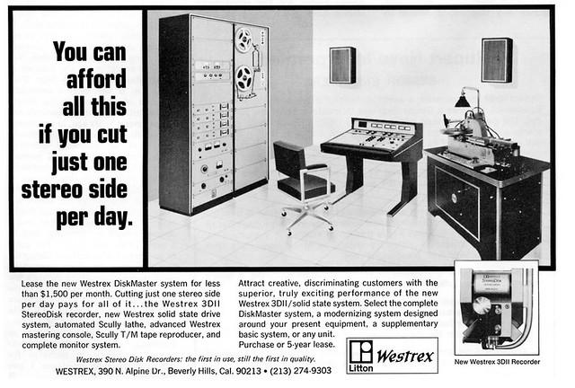 Westrex 1972
