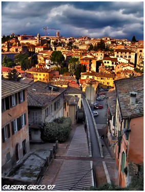 THE LANDSCAPES OF PERUGIA