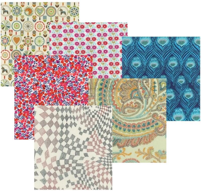 Purl: *New* Liberty of London Fabrics