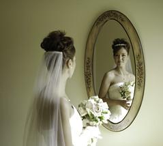 Novia antes del matrimonio