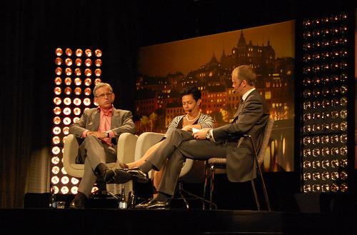 Pocketboksdebatt på Stockholm Media Week