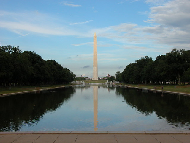 Washington Reflected