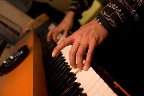 Beatniks - Pianoman