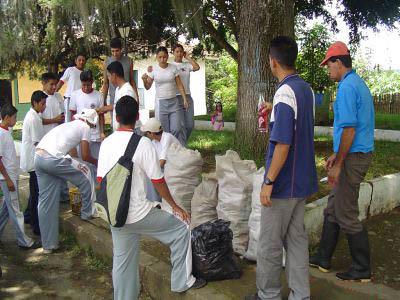 Brigada Ecológica de la U. Madero