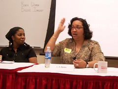"""Black Women Discuss Imagery"": Cheryl Lynn and L.A. Banks"