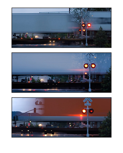 Trains composite