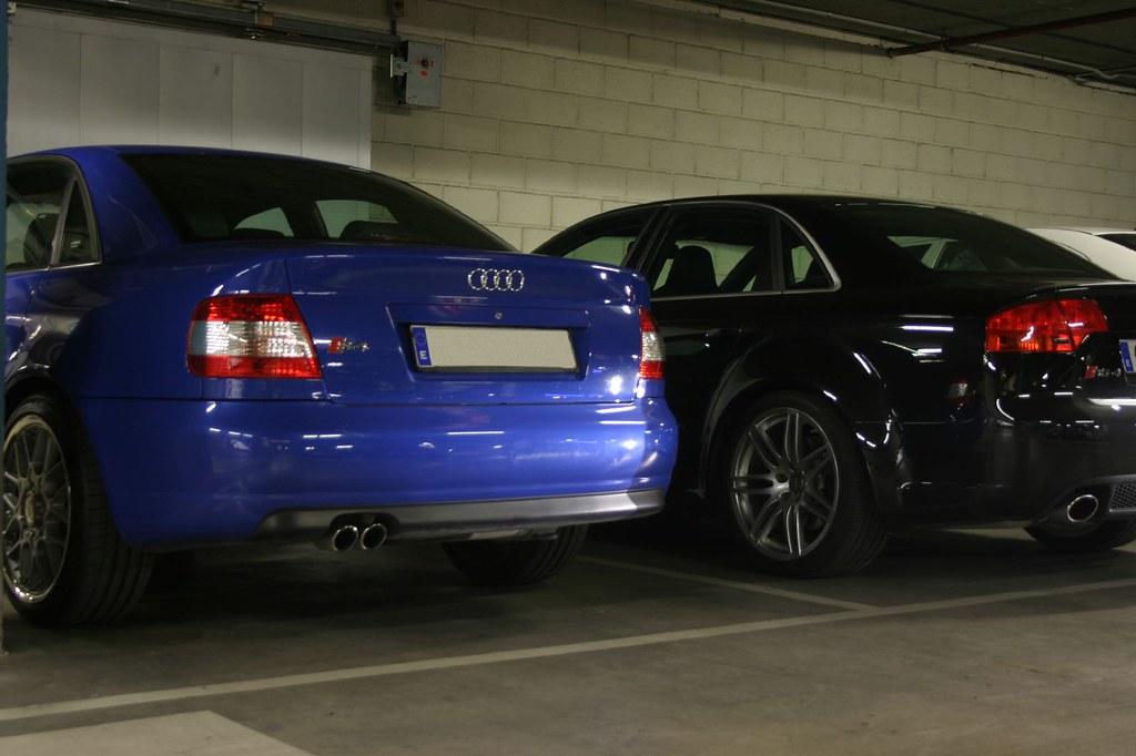 S4 VS RS4