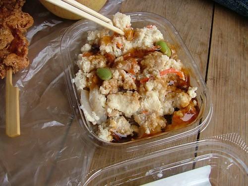 5.17午餐-花生豆腐