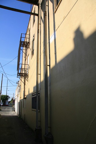 Alley Shadows