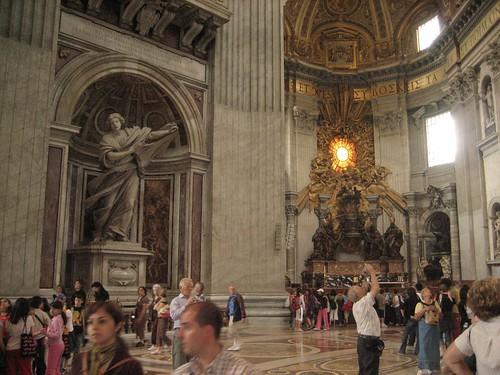 Zdjęcia Bazyliki św. Piotra w Watykanie