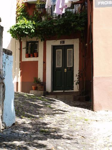Lisboa - Beco do Frois