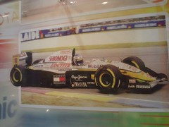 43.National Automobile Museum:以前的F1賽車