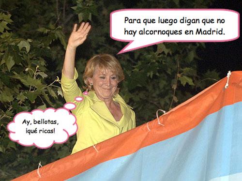 Espe, la tonta de Madrid