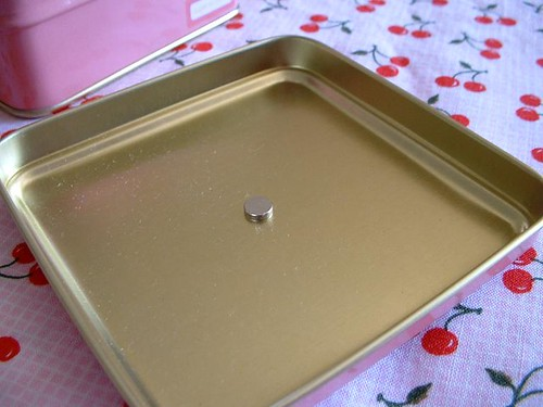 Pin Box Lid Secret