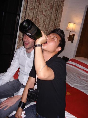 bowery hotel room 314